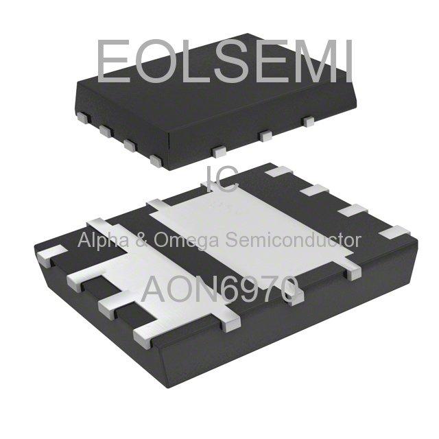 AON6970 - Alpha & Omega Semiconductor - IC