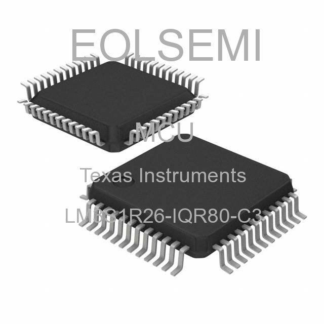 LM3S1R26-IQR80-C3 - Texas Instruments