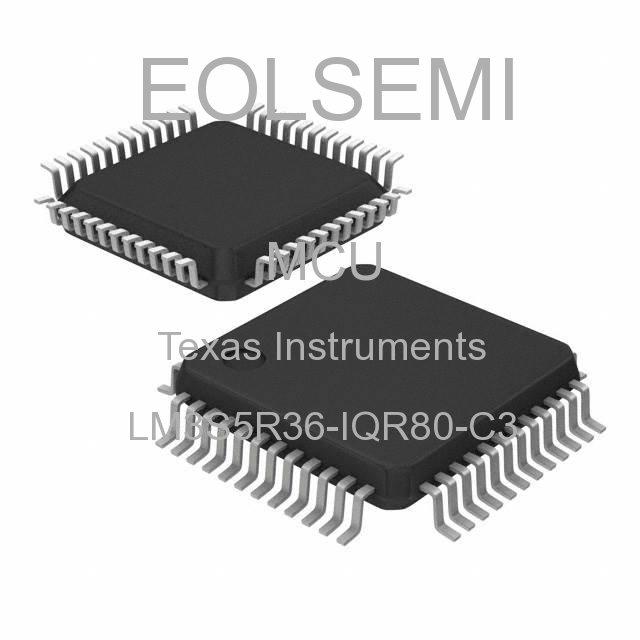 LM3S5R36-IQR80-C3 - Texas Instruments