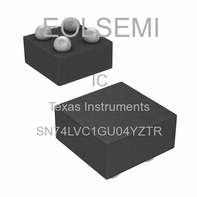 SN74LVC1GU04YZTR - Texas Instruments