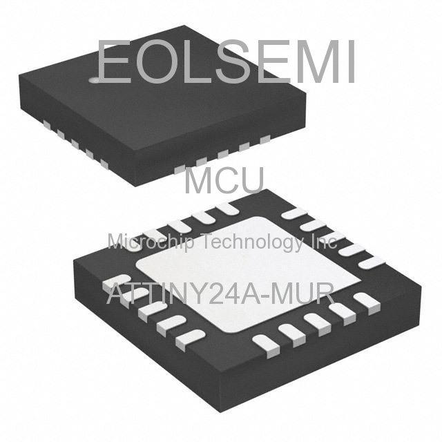 ATTINY24A-MUR - Microchip Technology Inc