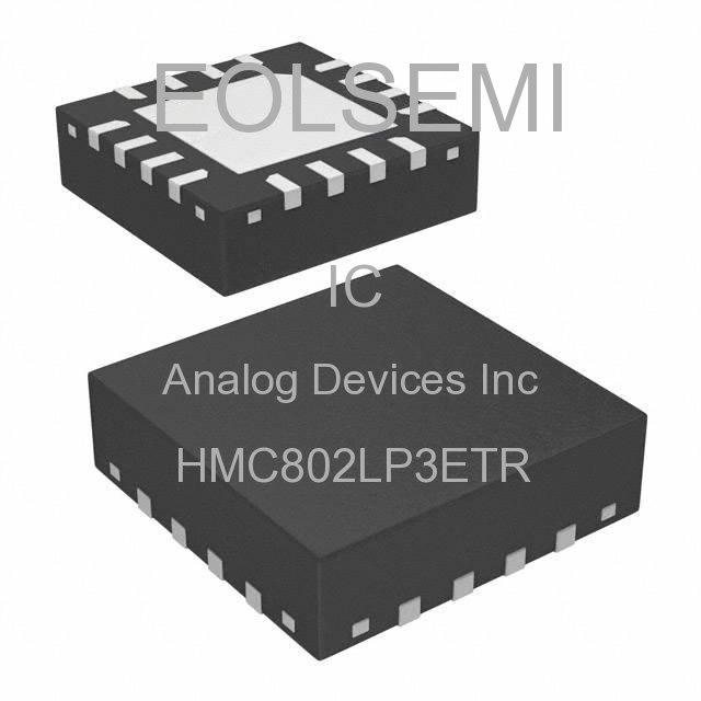 HMC802LP3ETR - Analog Devices Inc