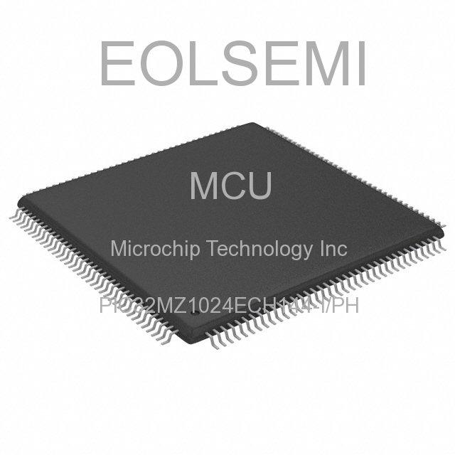 PIC32MZ1024ECH144-I/PH - Microchip Technology Inc