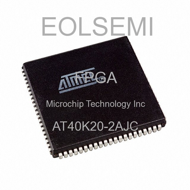 AT40K20-2AJC - Microchip Technology Inc