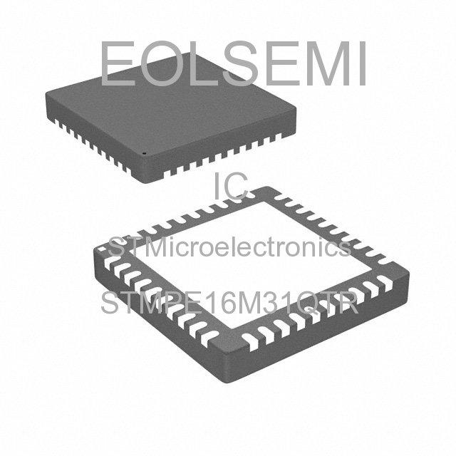 STMPE16M31QTR - STMicroelectronics