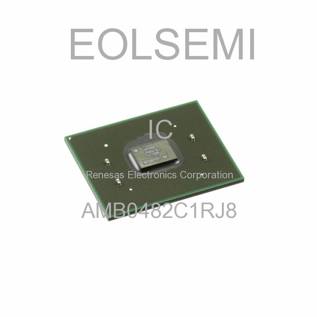 AMB0482C1RJ8 - Renesas Electronics Corporation