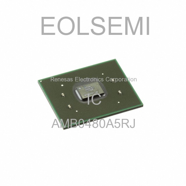 AMB0480A5RJ - Renesas Electronics Corporation - IC