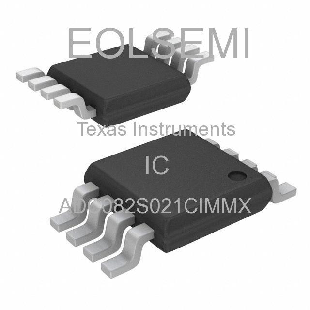 ADC082S021CIMMX - Texas Instruments - IC