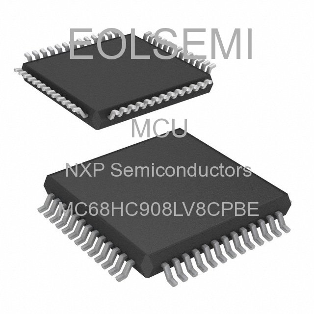 MC68HC908LV8CPBE - NXP Semiconductors