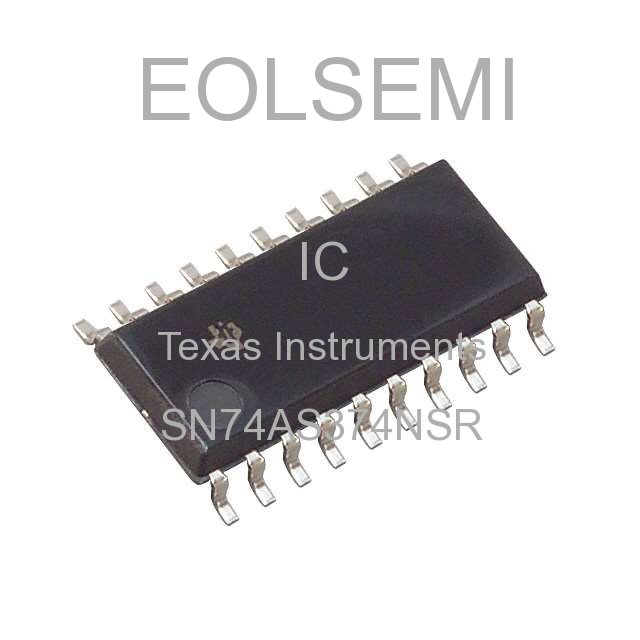 SN74AS374NSR - Texas Instruments