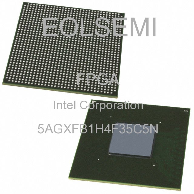 5AGXFB1H4F35C5N - Intel Corporation - FPGA