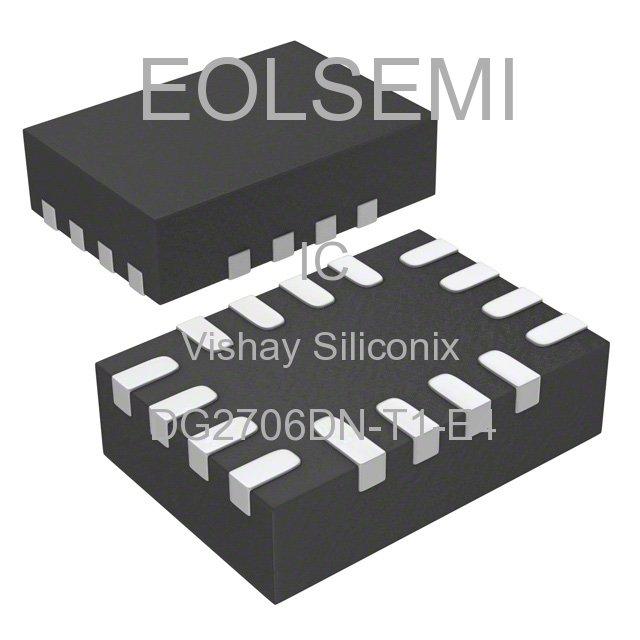 DG2706DN-T1-E4 - Vishay Siliconix