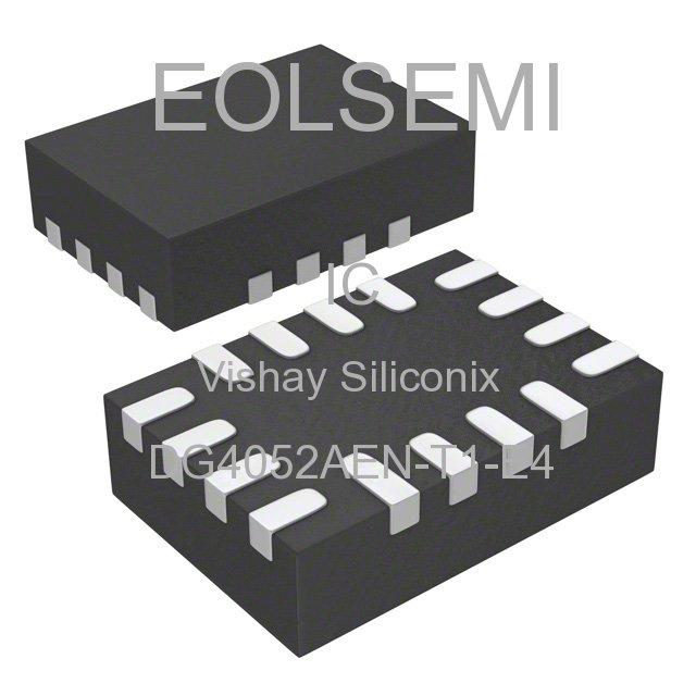 DG4052AEN-T1-E4 - Vishay Siliconix