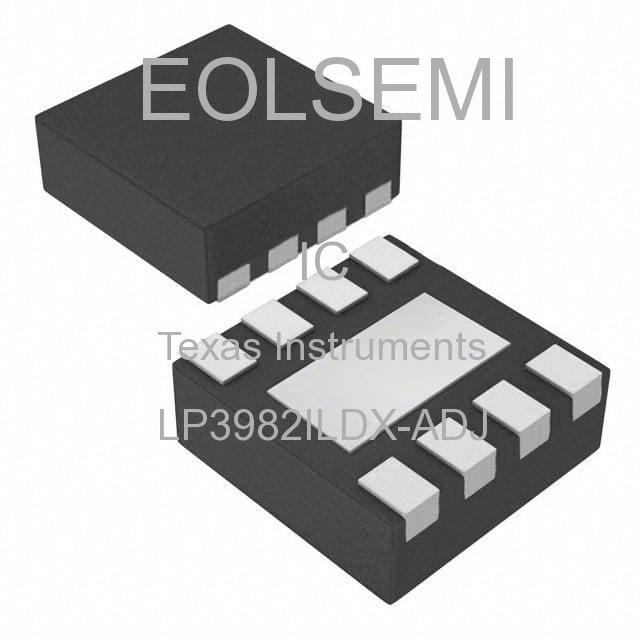 LP3982ILDX-ADJ - Texas Instruments