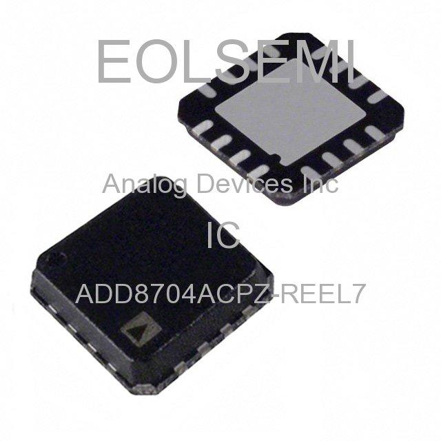 ADD8704ACPZ-REEL7 - Analog Devices Inc - IC