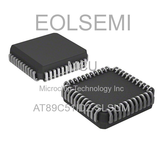 AT89C51ID2-SLSUM - Microchip Technology Inc