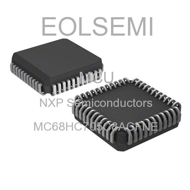 MC68HC705C8ACFNE - NXP Semiconductors