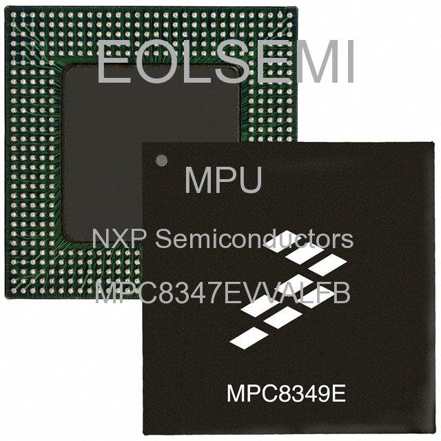 MPC8347EVVALFB - NXP Semiconductors