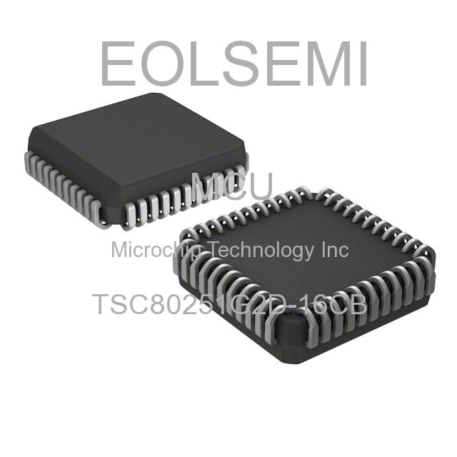 TSC80251G2D-16CB - Microchip Technology Inc