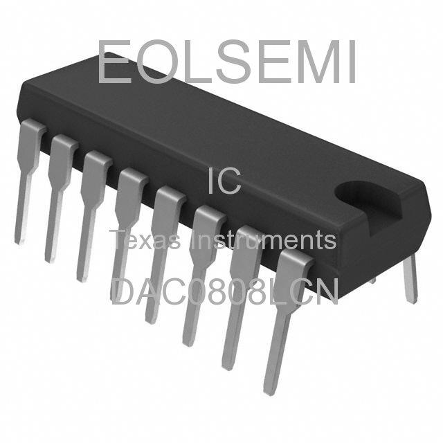 DAC0808LCN - Texas Instruments
