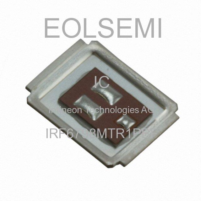 IRF6798MTR1PBF - Infineon Technologies AG