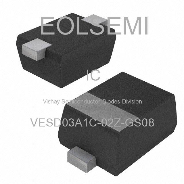 VESD03A1C-02Z-GS08 - Vishay Semiconductor Diodes Division