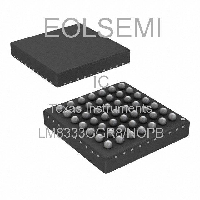 LM8333GGR8/NOPB - Texas Instruments