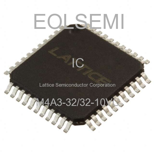 M4A3-32/32-10VC - Lattice Semiconductor Corporation