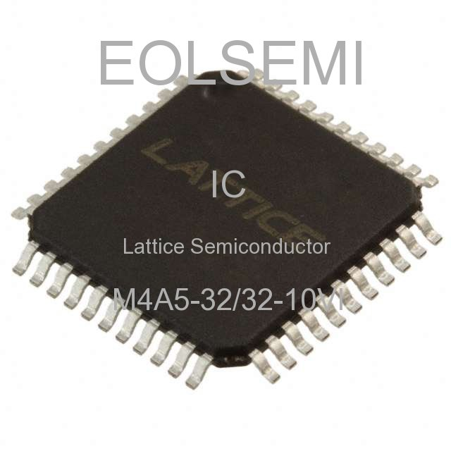M4A5-32/32-10VI - Lattice Semiconductor