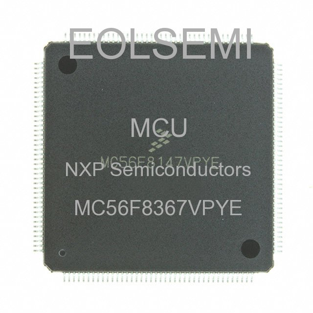 MC56F8367VPYE - NXP Semiconductors
