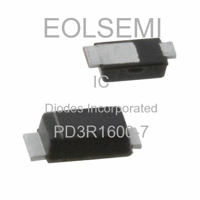 PD3R1600-7 - Diodes Incorporated