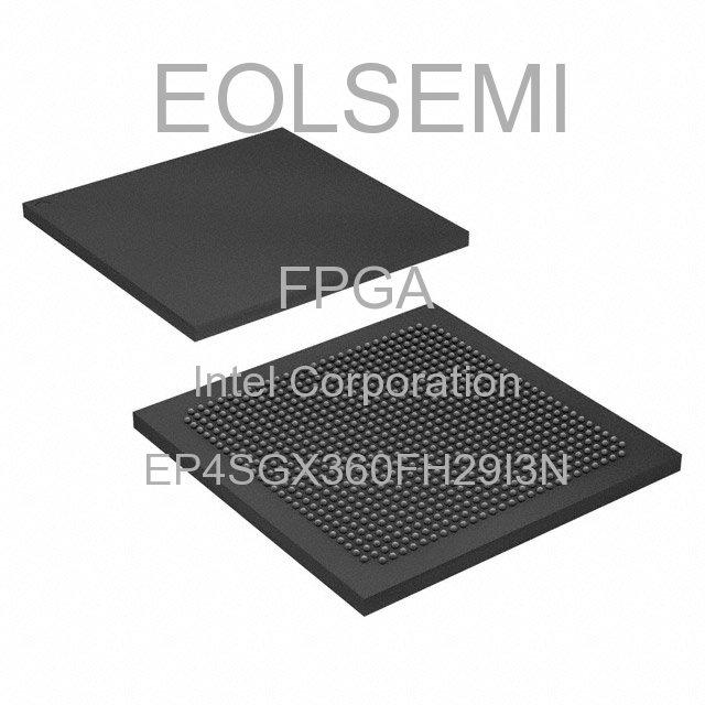 EP4SGX360FH29I3N - Intel Corporation