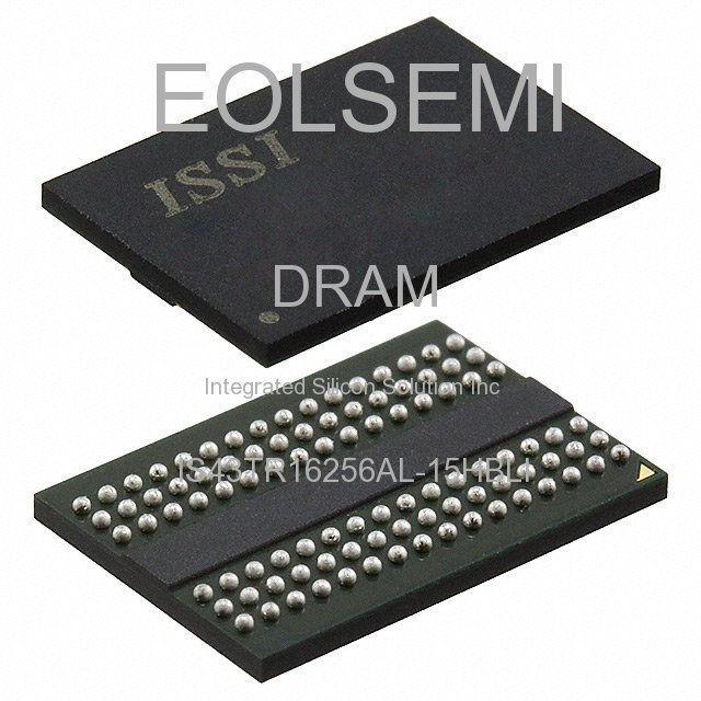 IS43TR16256AL-15HBLI - Integrated Silicon Solution Inc
