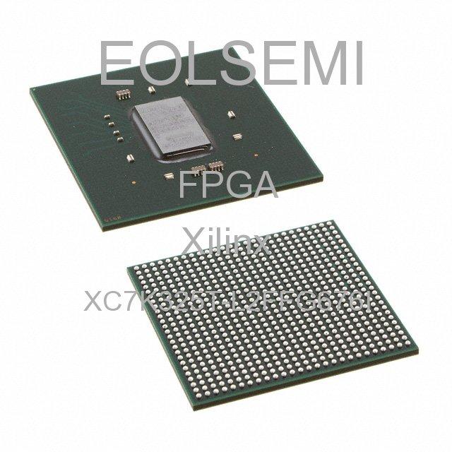 XC7K325T-L2FFG676I - Xilinx
