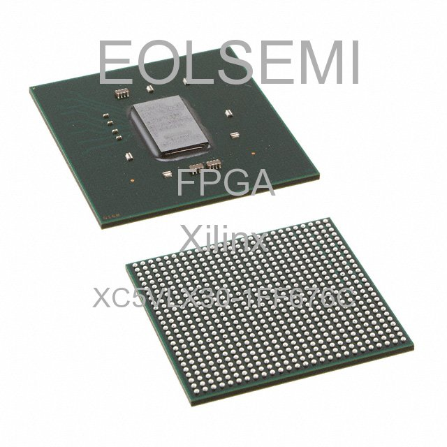 XC5VLX30-1FF676C - Xilinx