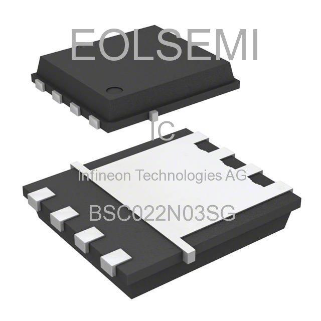 BSC022N03SG - Infineon Technologies AG
