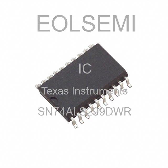 SN74ALS299DWR - Texas Instruments