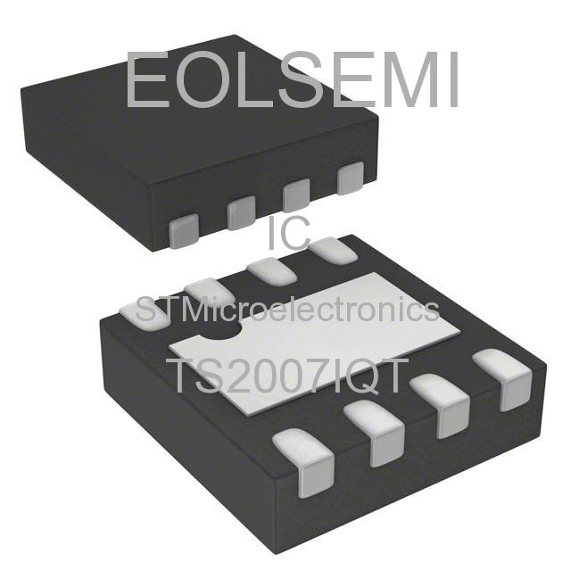 TS2007IQT - STMicroelectronics