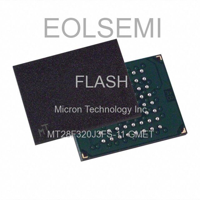 MT28F320J3FS-11 GMET - Micron Technology Inc