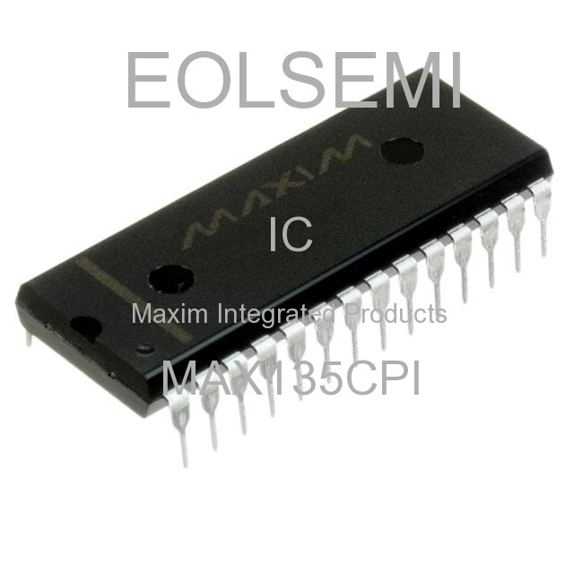 MAX135CPI - Maxim Integrated Products