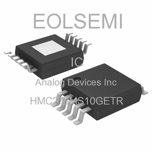 HMC273MS10GETR - Analog Devices Inc