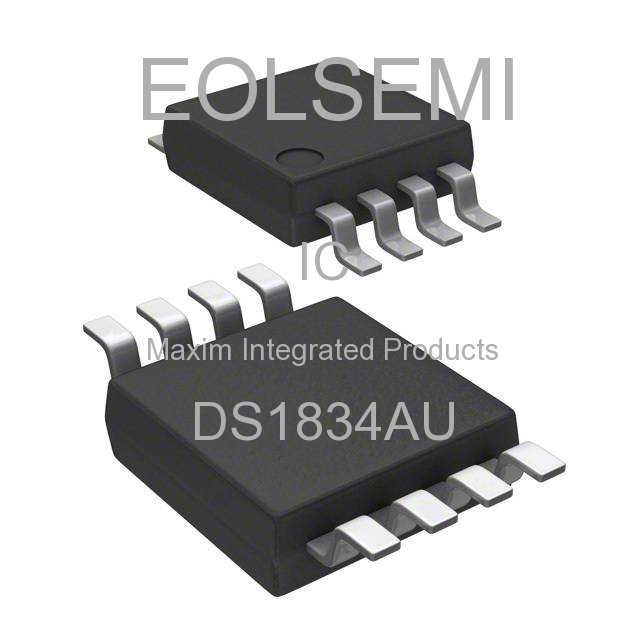 DS1834AU - Maxim Integrated Products