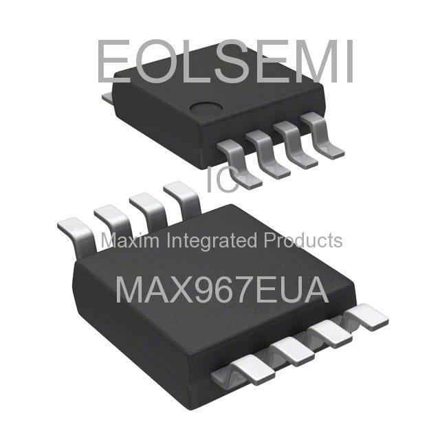 MAX967EUA - Maxim Integrated Products