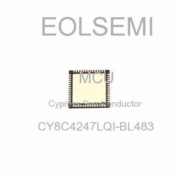 CY8C4247LQI-BL483 - Cypress Semiconductor