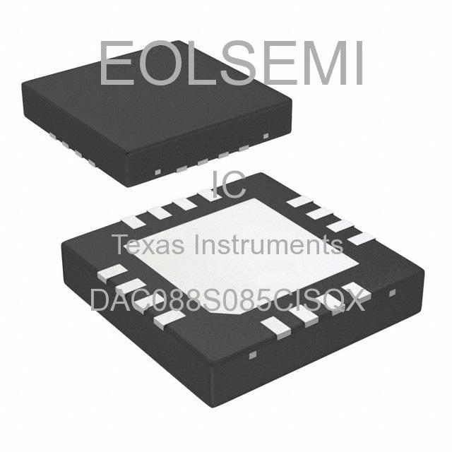 DAC088S085CISQX - Texas Instruments