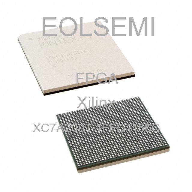 XC7A200T-1FFG1156C - Xilinx