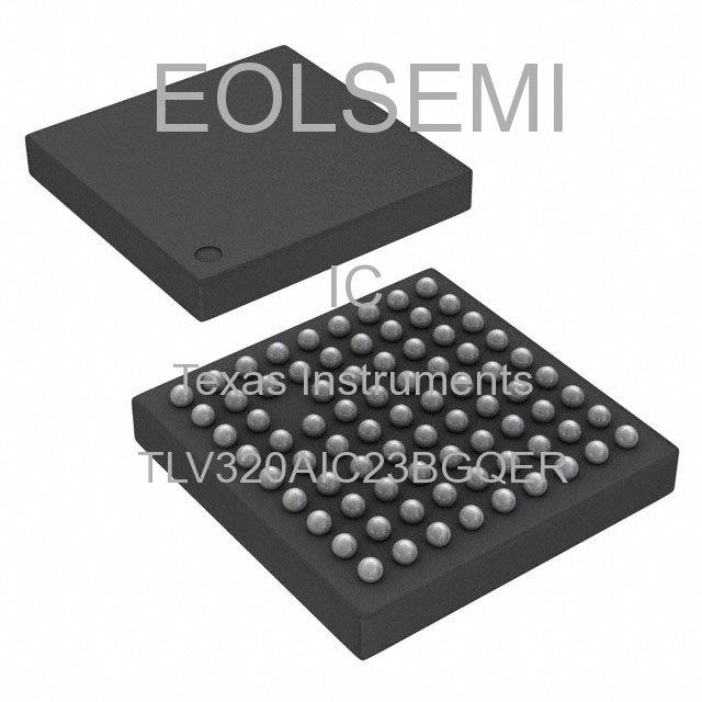 TLV320AIC23BGQER - Texas Instruments