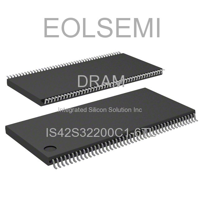 IS42S32200C1-6TL - Integrated Silicon Solution Inc