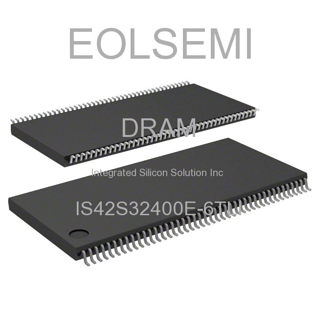 IS42S32400E-6TLI - Integrated Silicon Solution Inc