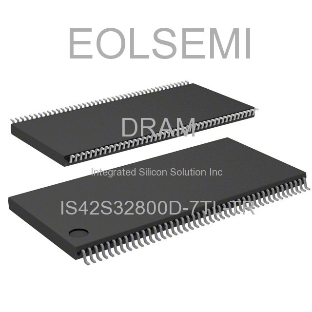 IS42S32800D-7TL-TR - Integrated Silicon Solution Inc